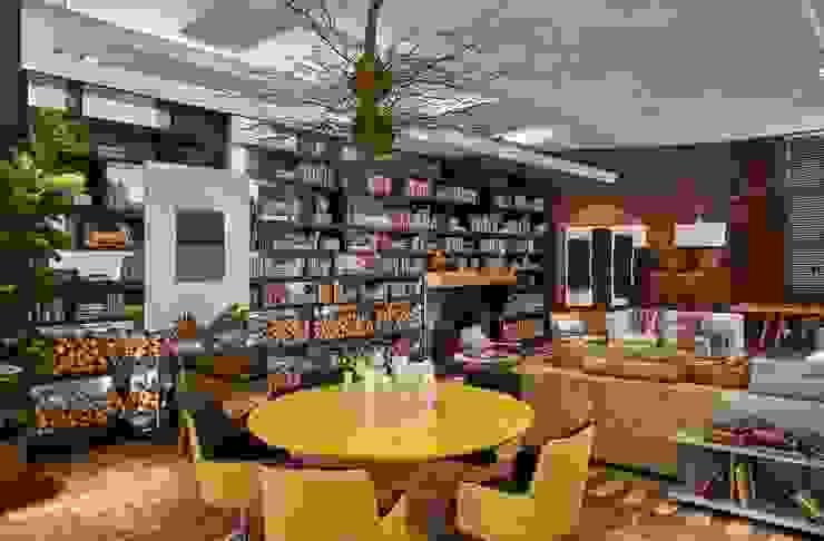 Salas de estar modernas por Lider Interiores Moderno