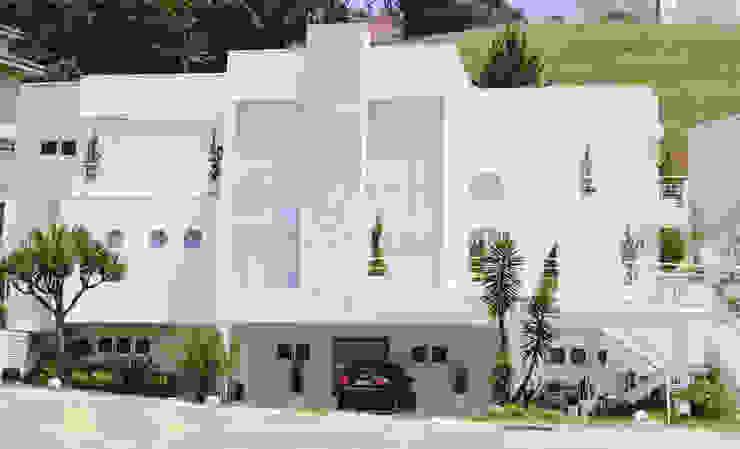 CASAS CONDOMÍNIO RESIDENCIAL Casas ecléticas por RB ARCHDESIGN Eclético