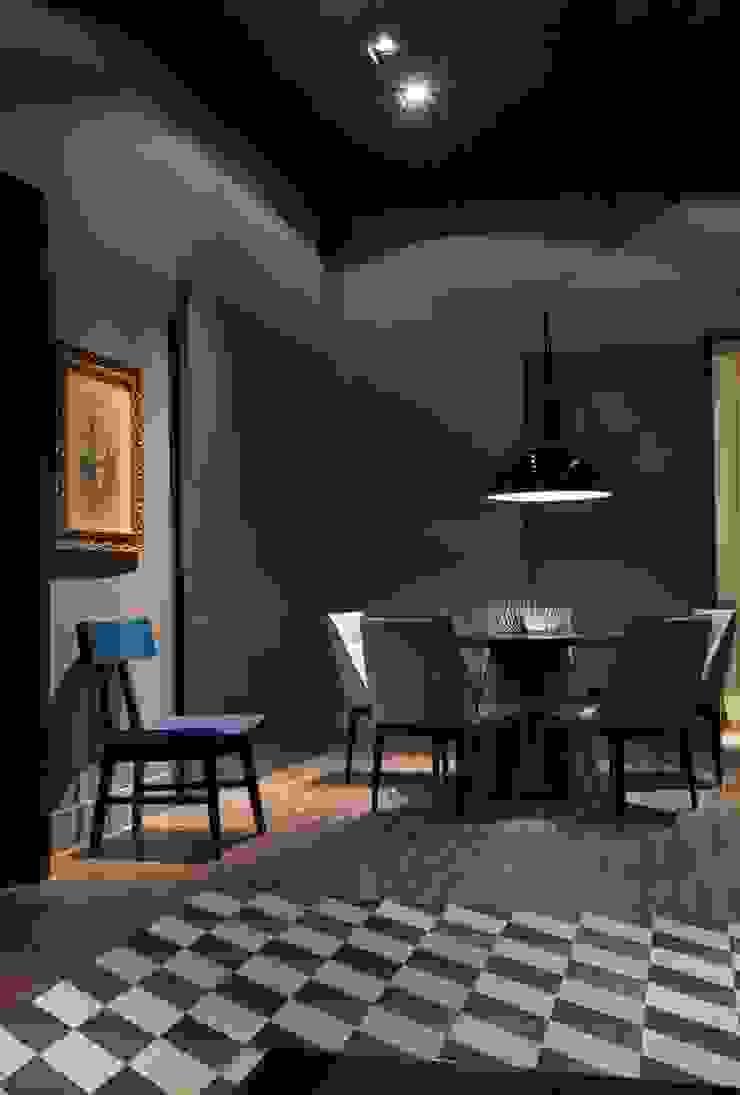 Decora Líder Belo Horizonte – Estar do Casal Salas de jantar modernas por Lider Interiores Moderno