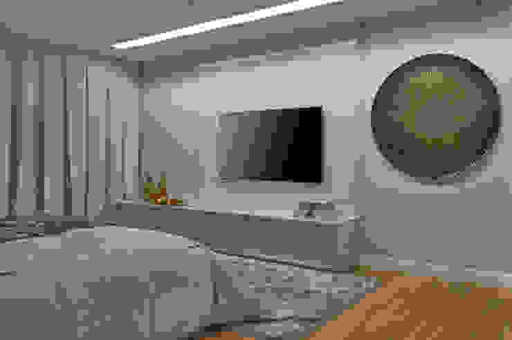 Habitaciones modernas de Isabela Canaan Arquitetos e Associados Moderno