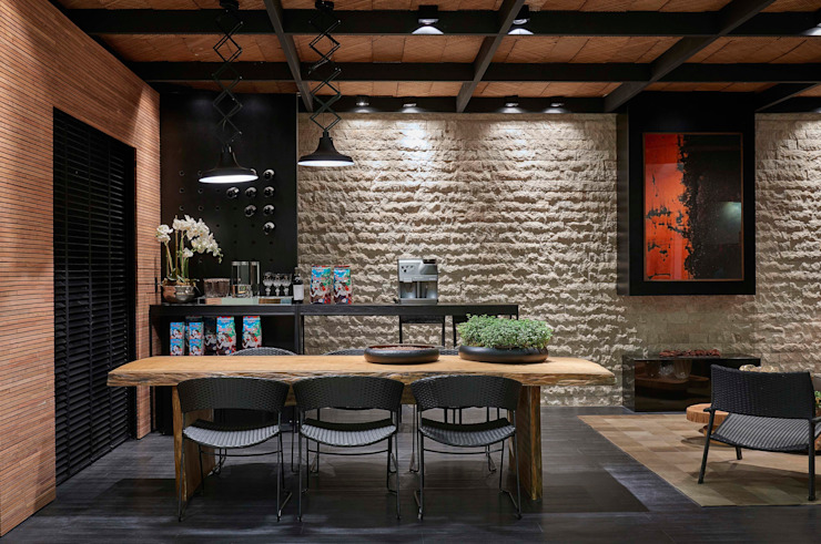 Decora Líder Belo Horizonte – Terraço Lider Salas de jantar modernas por Lider Interiores Moderno