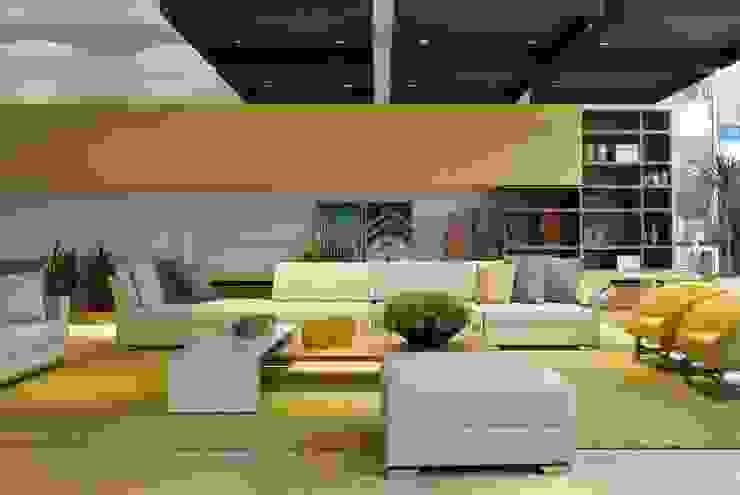 Decora Líder Belo Horizonte - Espaço Identidade Salas de estar modernas por Lider Interiores Moderno