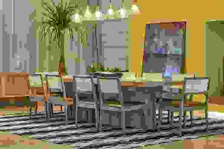 Decora Líder Belo Horizonte – Espaço Identidade Salas de jantar modernas por Lider Interiores Moderno