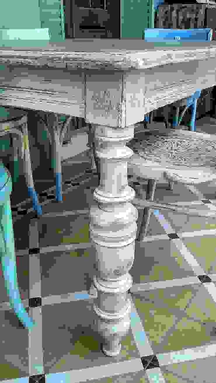 MESON ANTIGUO RUSTICO DE CAMPO de Muebles eran los de antes - Buenos Aires Rústico Madera maciza Multicolor