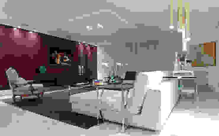 Apartamento no Bairro Belvedere Quarto infantil moderno por Rosangela C Brandão Interiores Moderno