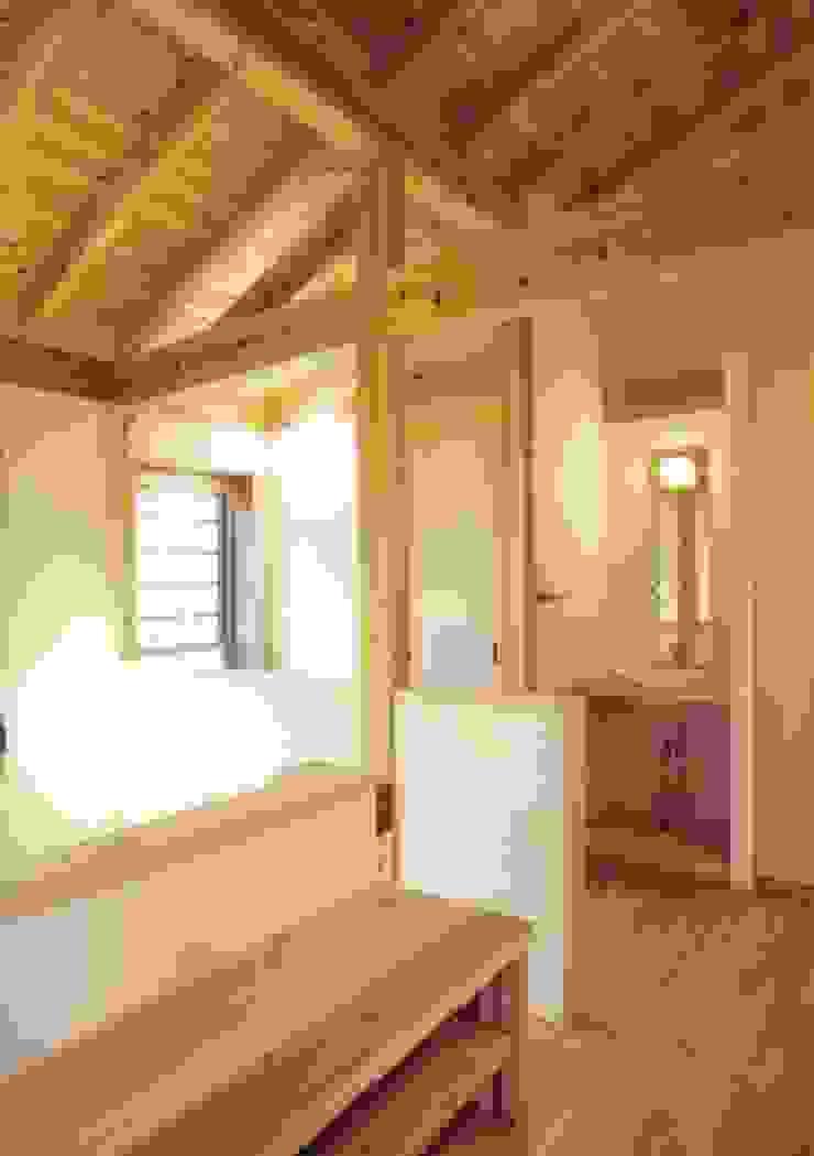 岸和田の家 モダンデザインの 多目的室 の 株式会社 atelier waon モダン