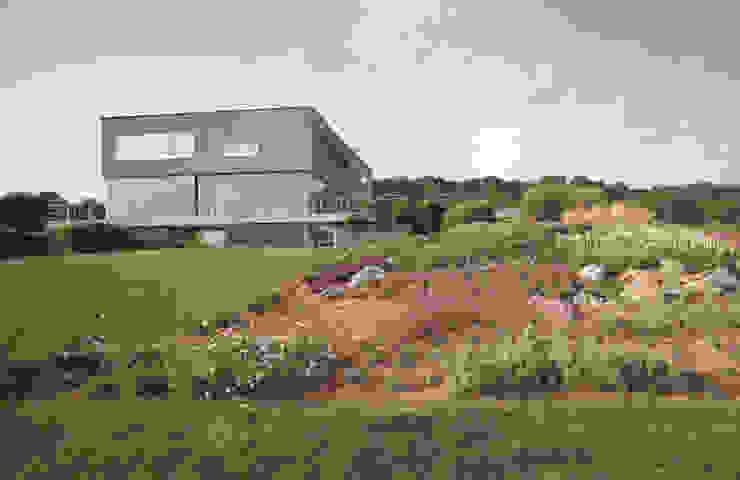 Privatgarten mit Weitblick Moderner Garten von BEGRÜNDER Modern