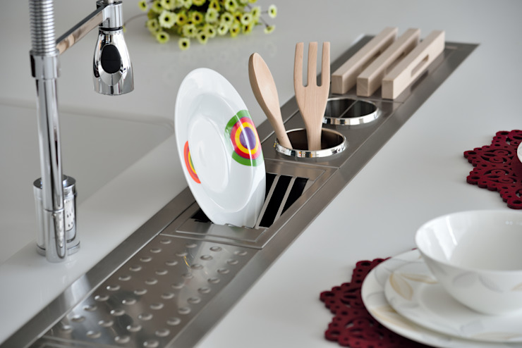 Bodrum Femaş Mobilya KitchenKitchen utensils