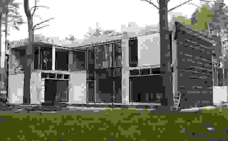Стройка от ALEXANDER ZHIDKOV ARCHITECT