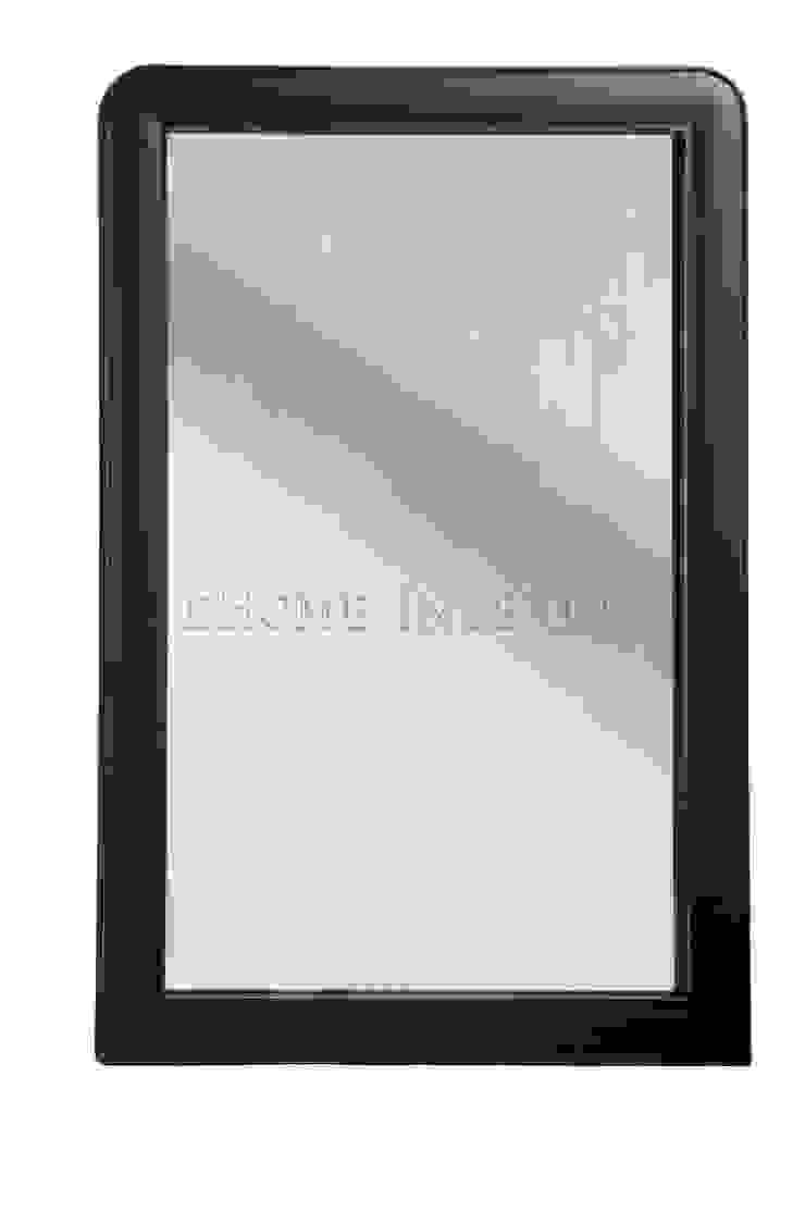 Зеркало M008:  в современный. Автор – LeHome Interiors, Модерн Дерево Эффект древесины