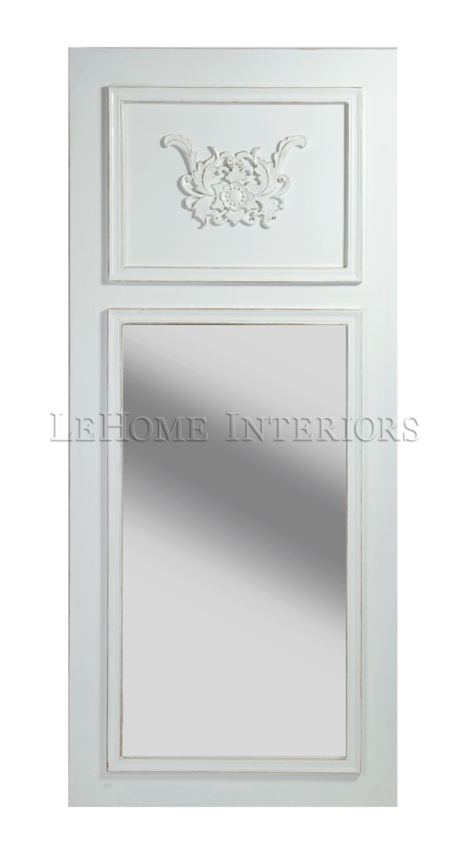 Зеркало M058 от LeHome Interiors Классический Дерево Эффект древесины