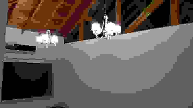 Obras varias Livings modernos: Ideas, imágenes y decoración de thelordar22 Moderno