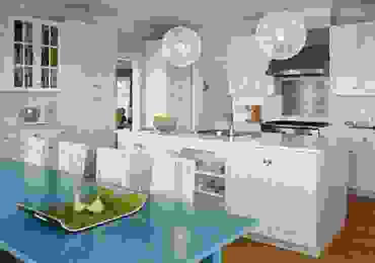 Ideas de decoración para interiores: Cocinas de estilo  por HOLACASA,Moderno