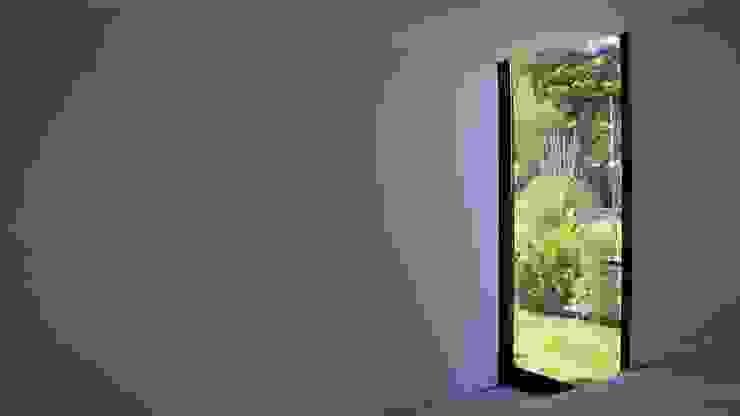 Casa Quintana: Paredes de estilo  por Federico Marino,Moderno