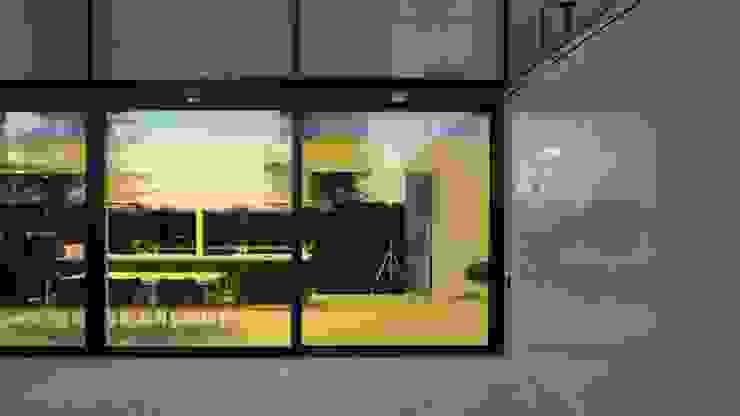 Casa Quintana Puertas y ventanas modernas de Federico Marino Moderno