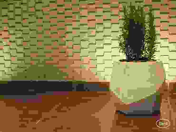 MACETAS DE CEMENTO Bara 庭植木&花
