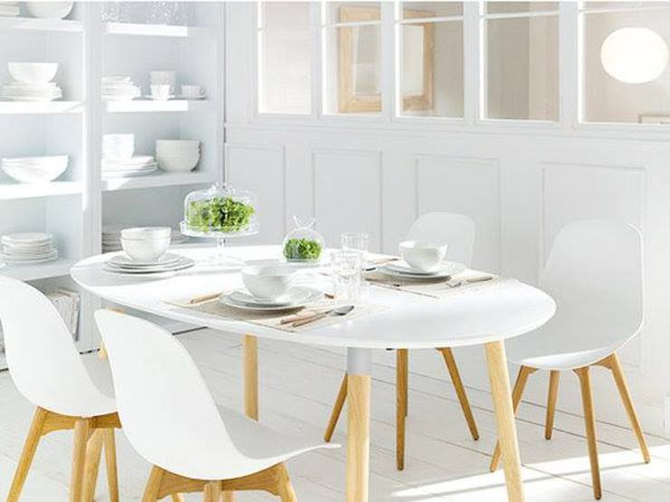 Dining room by HOLACASA, Modern