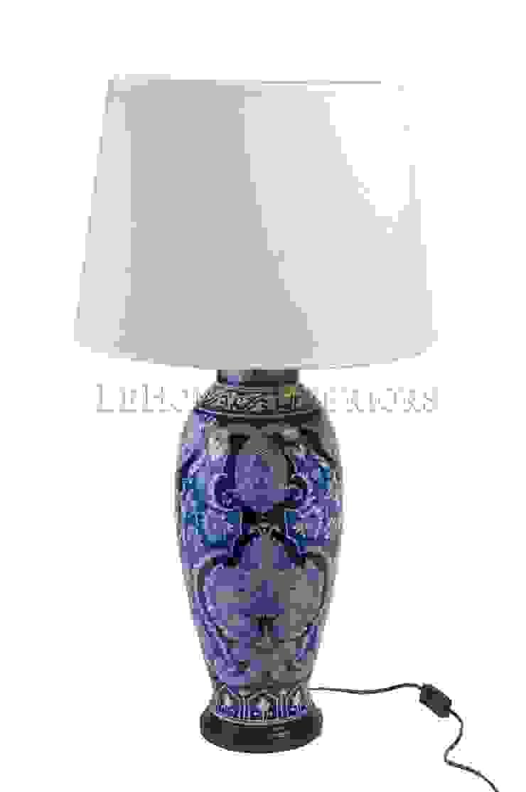 Лампа настольная F065 от LeHome Interiors Классический Керамика