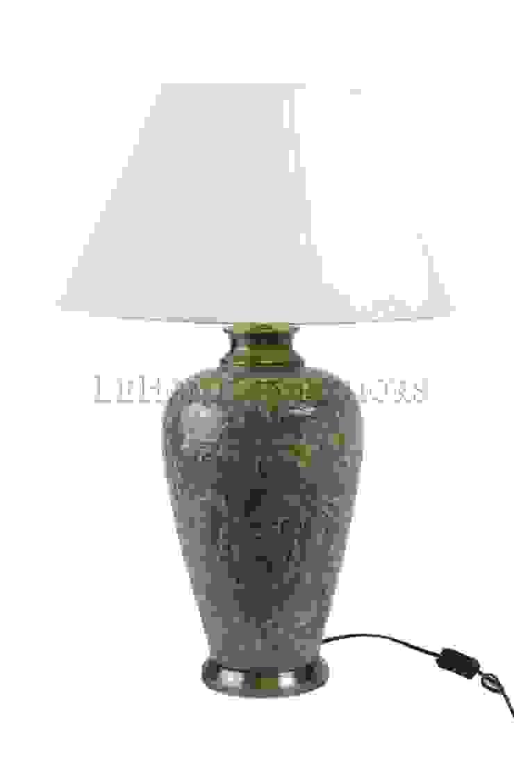 Лампа настольная F074 от LeHome Interiors Классический Керамика