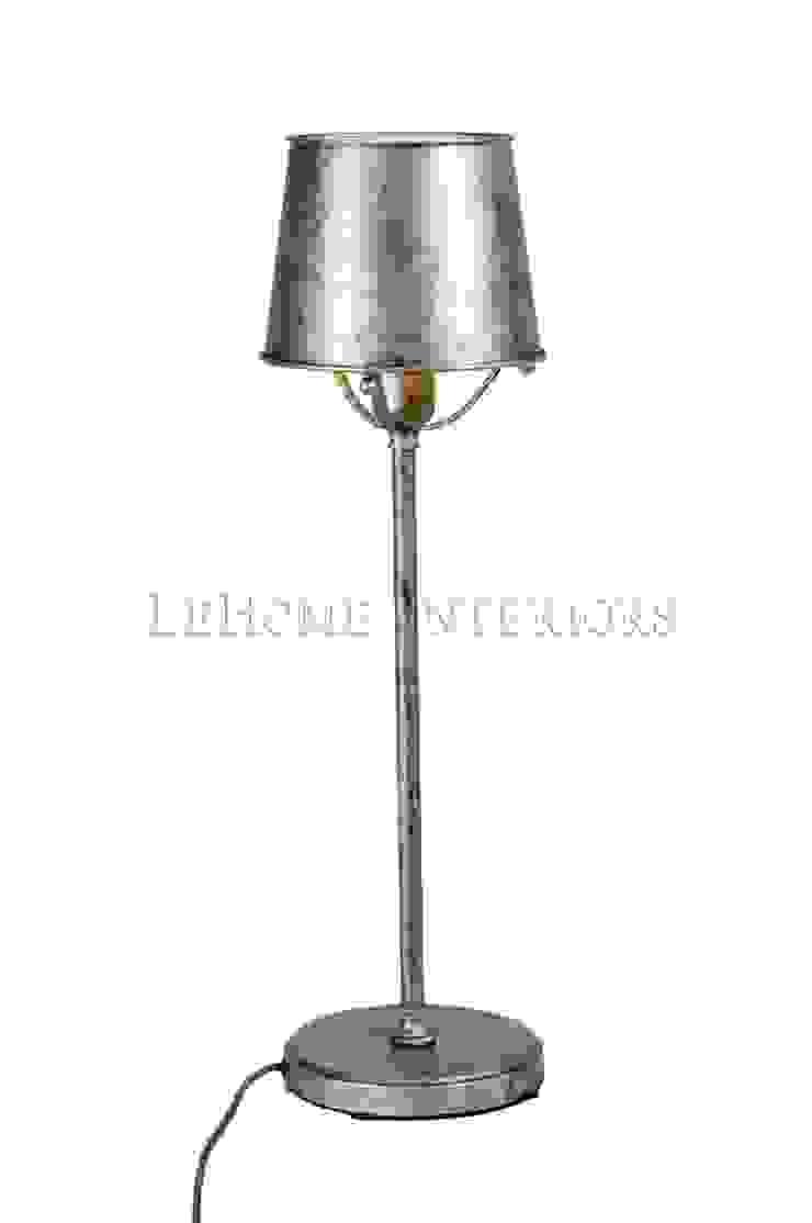 Лампа настольная F092 от LeHome Interiors Кантри Металл