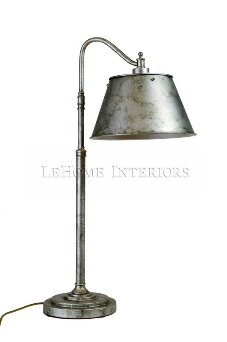 Лампа настольная F097 от LeHome Interiors Кантри Металл
