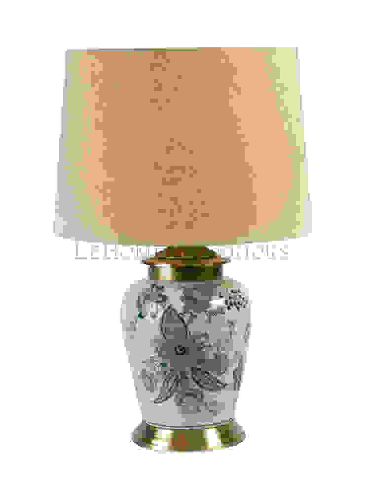 Лампа F116 от LeHome Interiors Классический Керамика