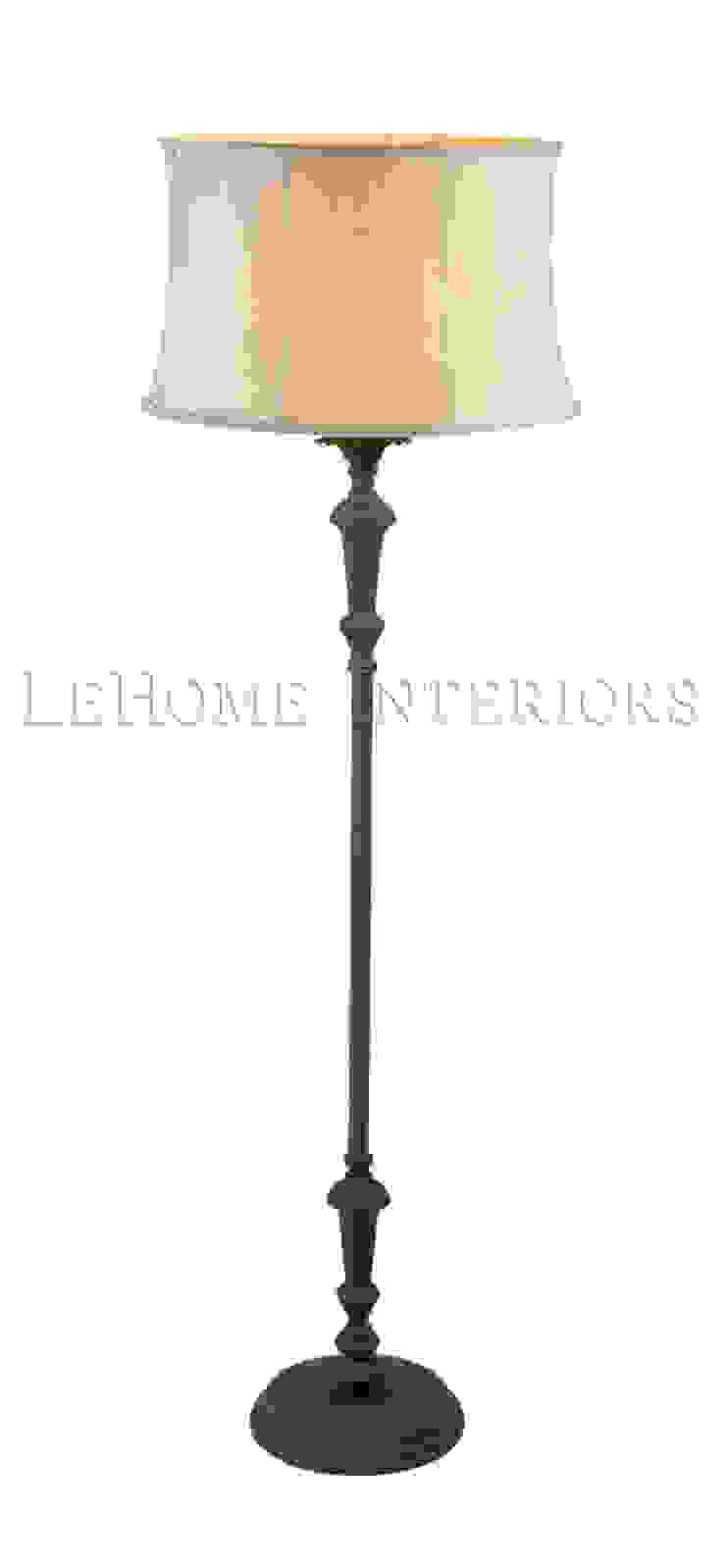 Напольная лампа F143 от LeHome Interiors Классический Металл