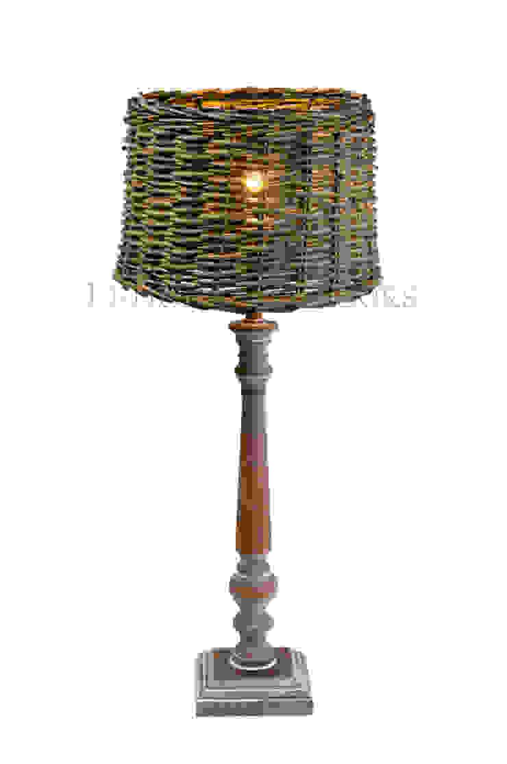 Настольная лампа F153 от LeHome Interiors Кантри