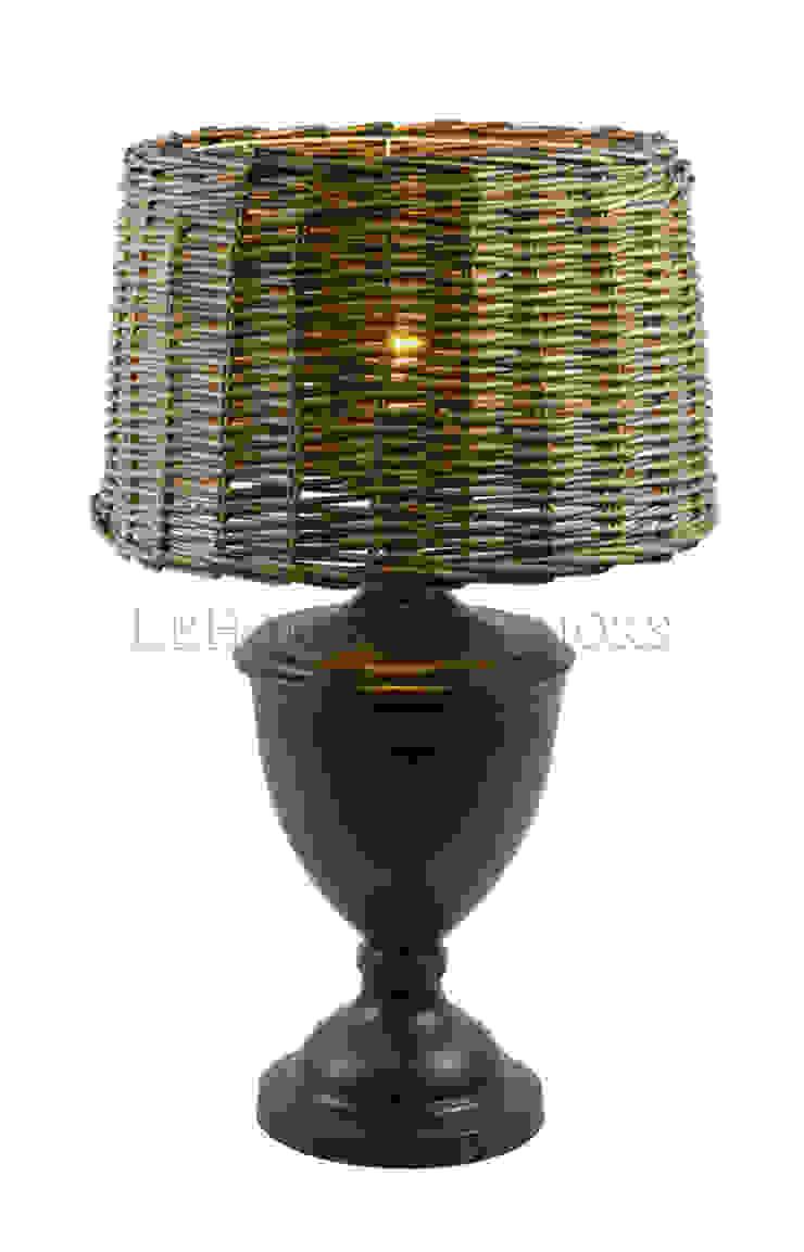 Настольная лампа F156 от LeHome Interiors Кантри Металл