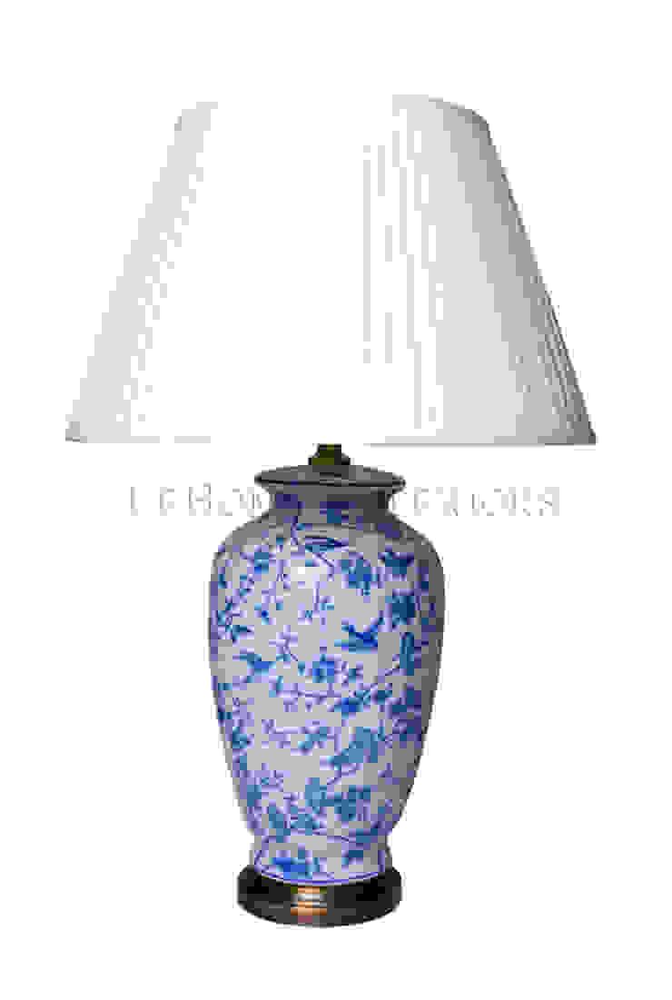 Лампа настольная F186 от LeHome Interiors Классический Керамика
