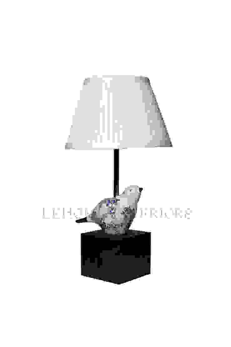 Лампа настольная F189 от LeHome Interiors Эклектичный Керамика