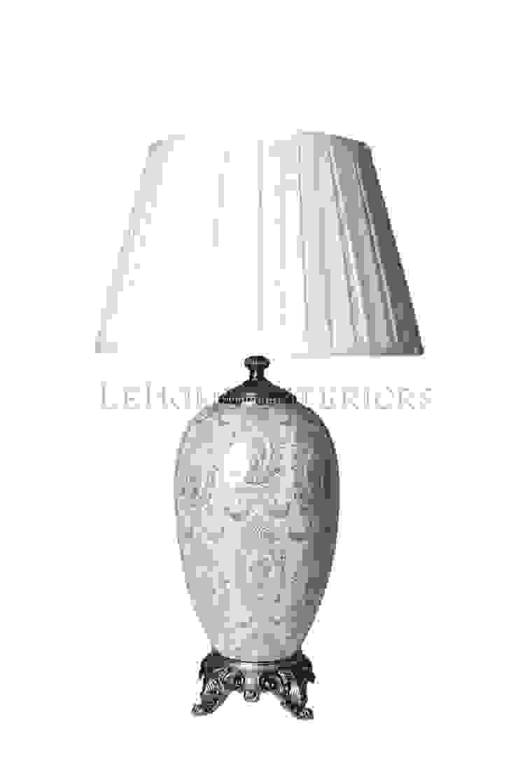Лампа настольная F191 от LeHome Interiors Классический Керамика