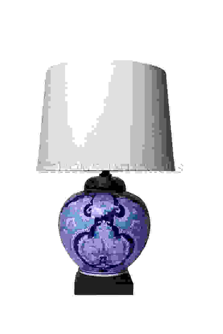Лампа настольная F195 от LeHome Interiors Классический Керамика