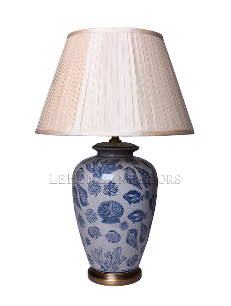 Лампа настольная F199 от LeHome Interiors Классический Керамика