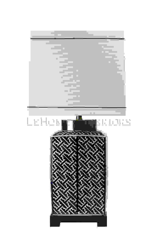 Лампа настольная F200 от LeHome Interiors Классический Керамика