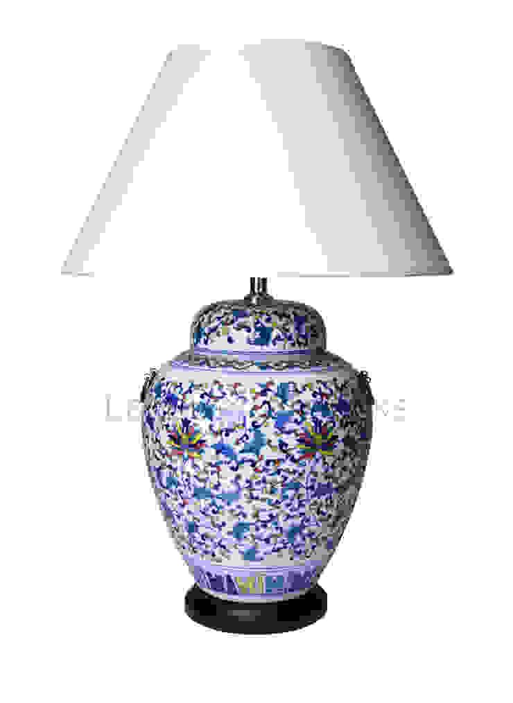 Лампа настольная F202 от LeHome Interiors Классический Керамика