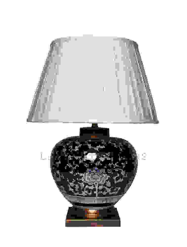 Лампа настольная F204 от LeHome Interiors Классический Керамика