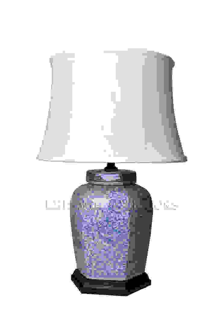 Лампа настольная F205 от LeHome Interiors Классический Керамика