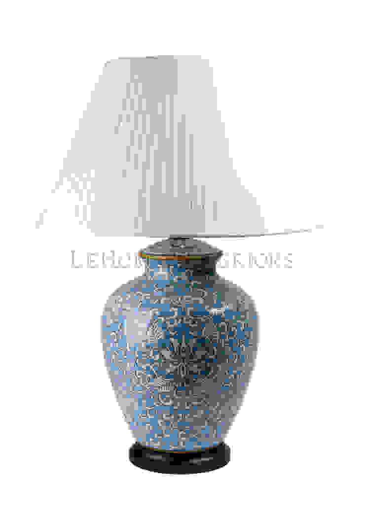 Лампа настольная F214 от LeHome Interiors Классический Керамика