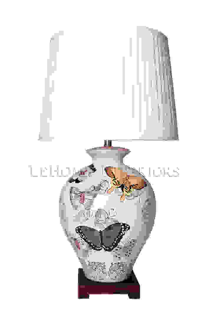 Лампа настольная F215 от LeHome Interiors Классический Керамика