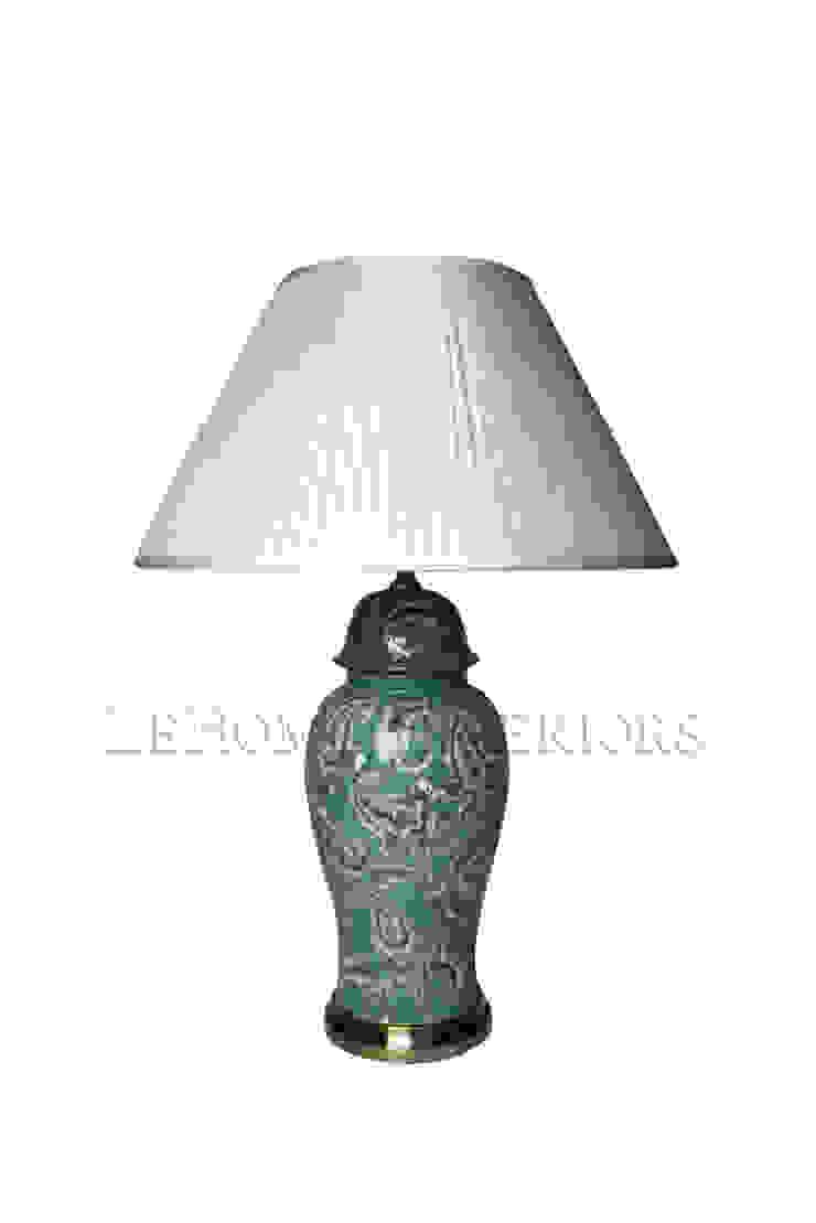 Лампа настольная F216 от LeHome Interiors Классический Керамика