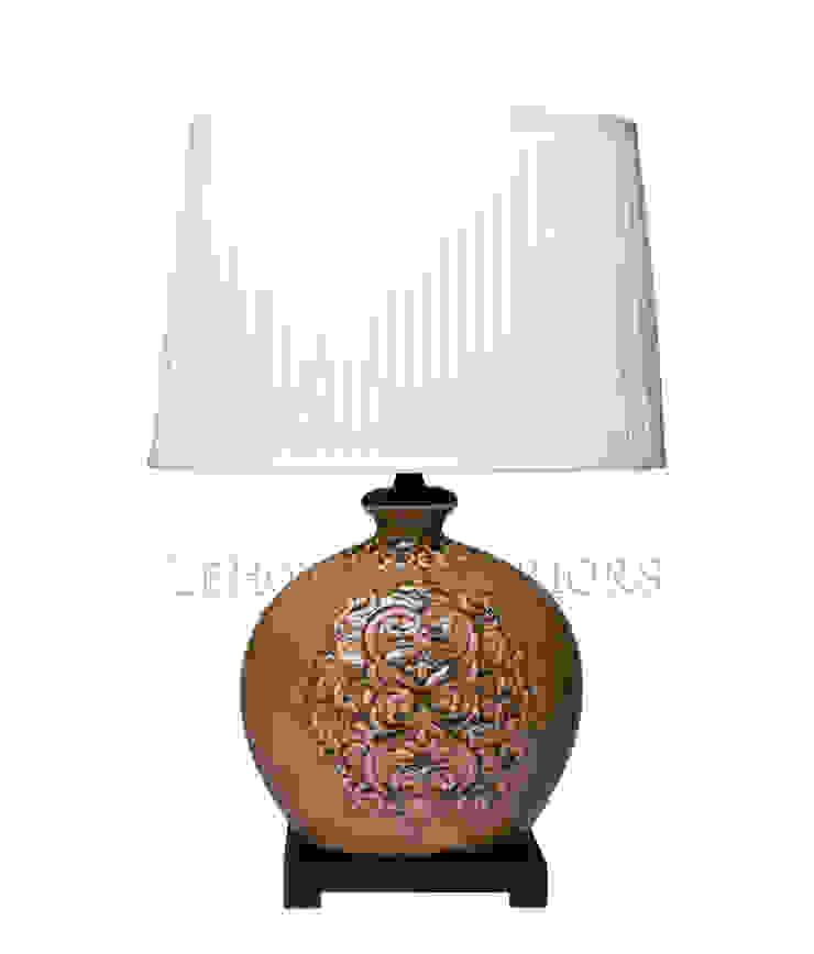 Лампа настольная F220 от LeHome Interiors Классический Керамика