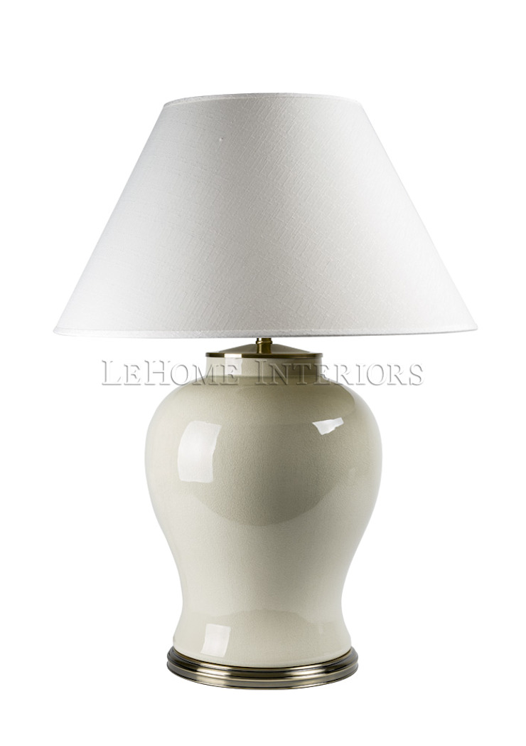 Лампа настольная F222 от LeHome Interiors Классический Керамика
