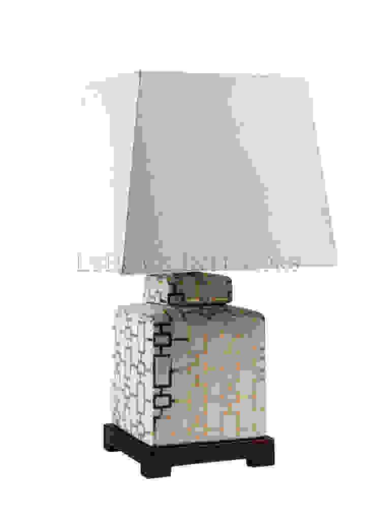 Лампа настольная F223 от LeHome Interiors Азиатский Керамика