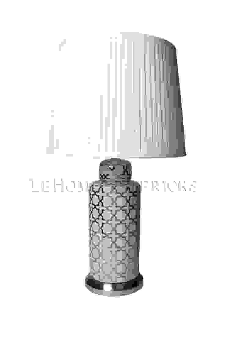 Лампа настольная F225 от LeHome Interiors Классический Керамика