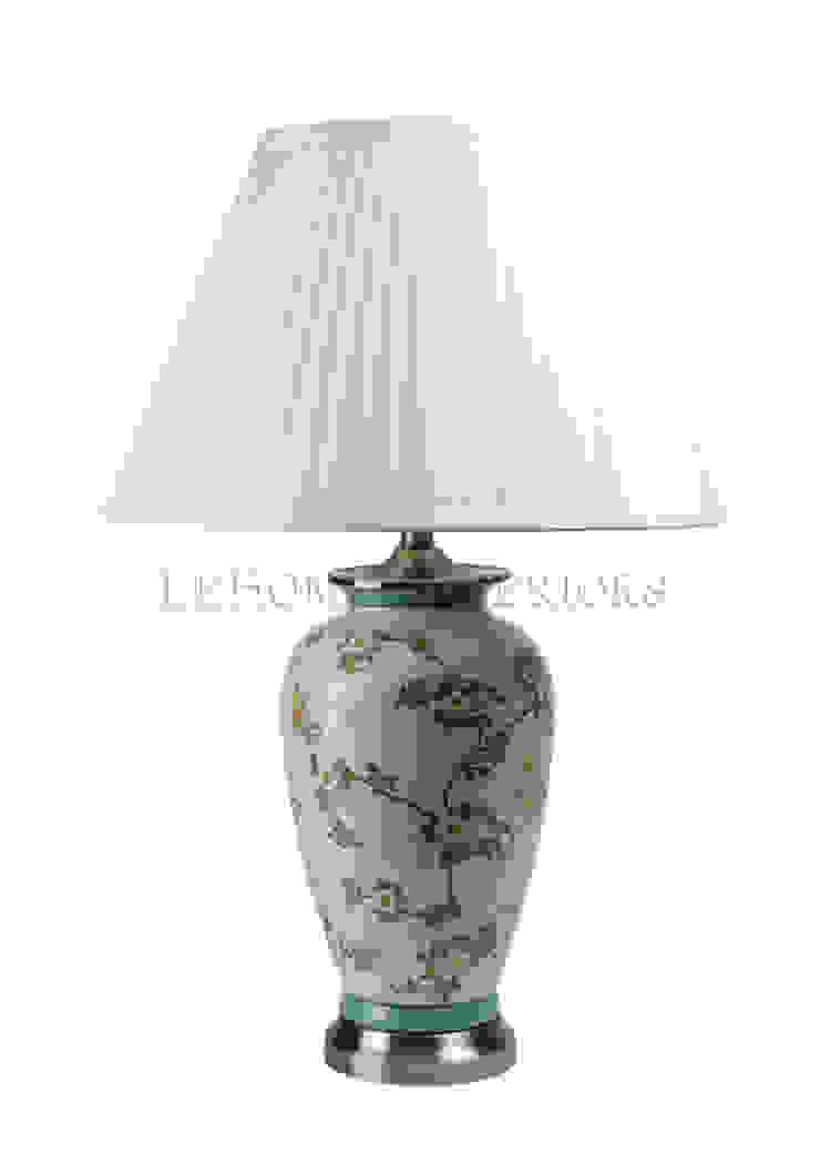 Лампа настольная F226 от LeHome Interiors Классический Керамика