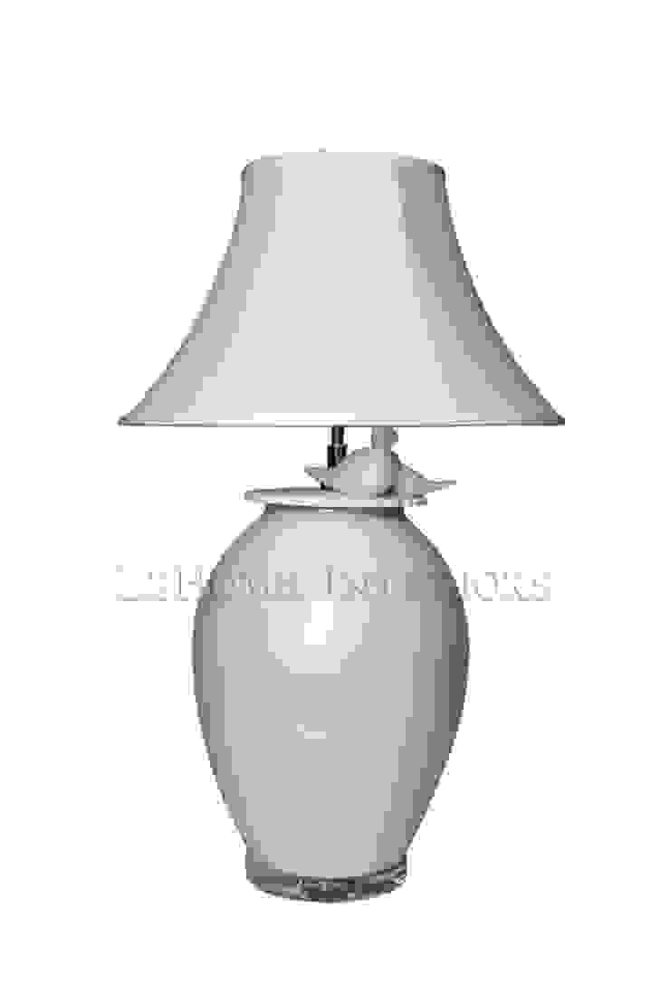 Лампа настольная F233 от LeHome Interiors Классический Керамика