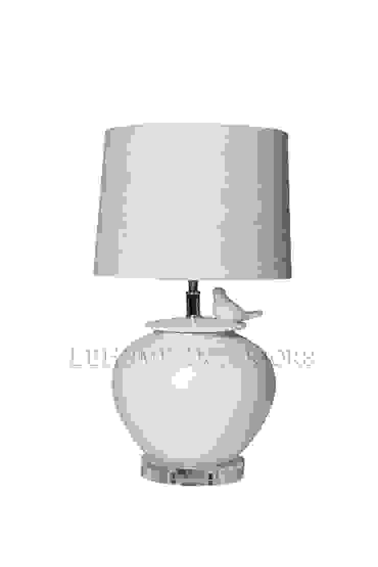 Лампа настольная F234 от LeHome Interiors Классический Керамика