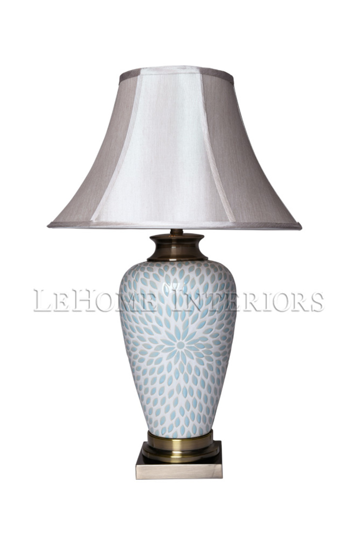 Лампа настольная F238 от LeHome Interiors Классический Керамика