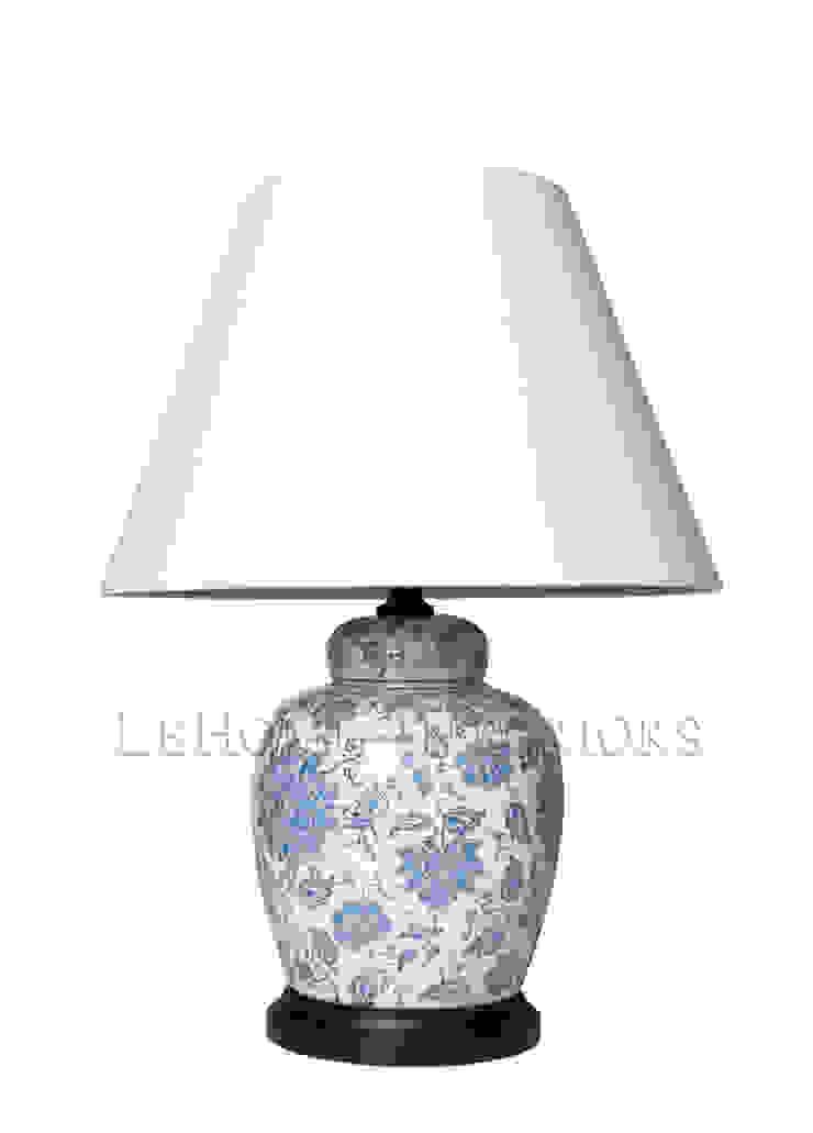 Лампа настольная F241 от LeHome Interiors Классический Керамика
